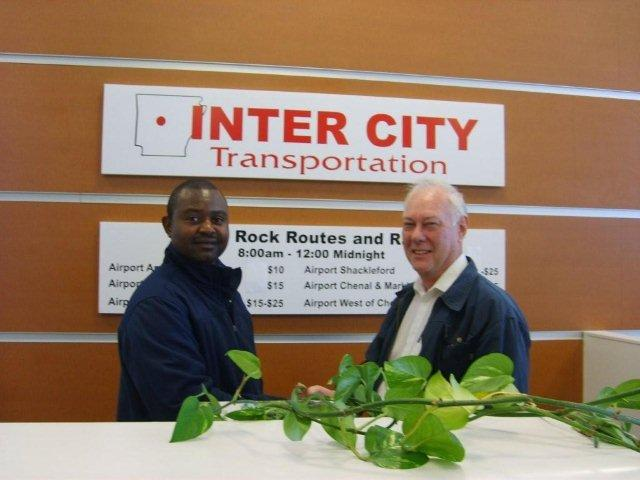 Intercity Transportation owner, Gerry